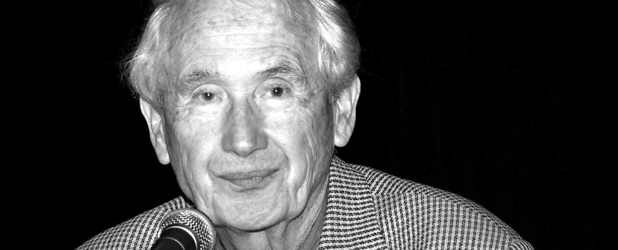 Margery Mayer's 2015 Personal Statement: Frank McCourt, the Storytelling Machine of Heart and Wit