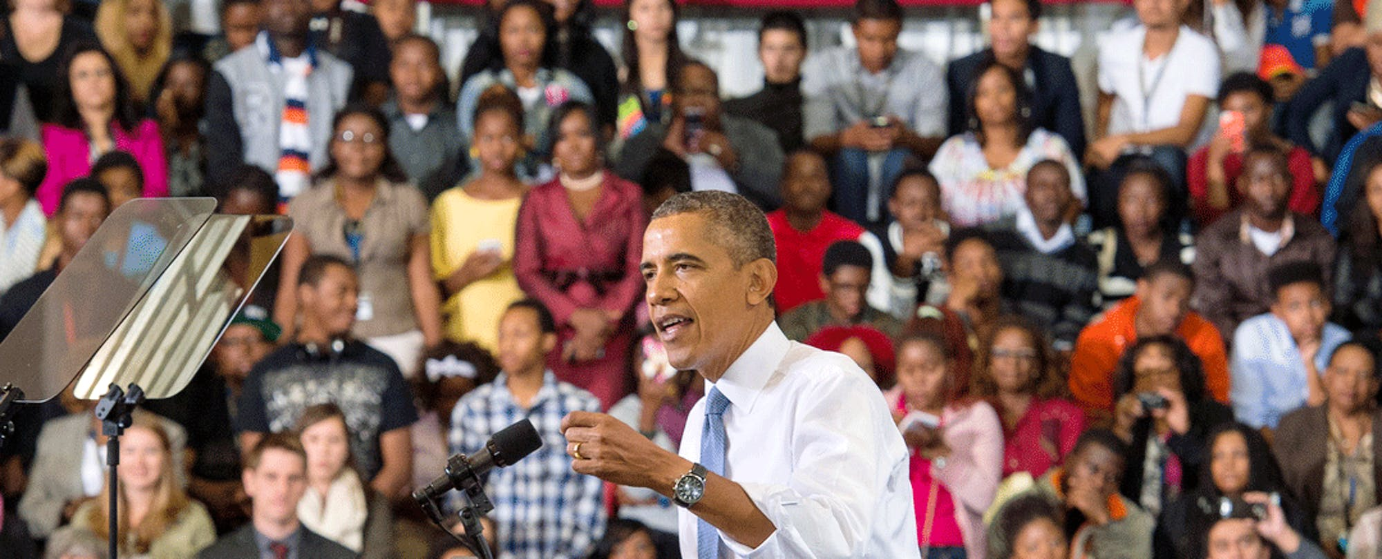 Obama Spells Out Plan for Free Community College for All