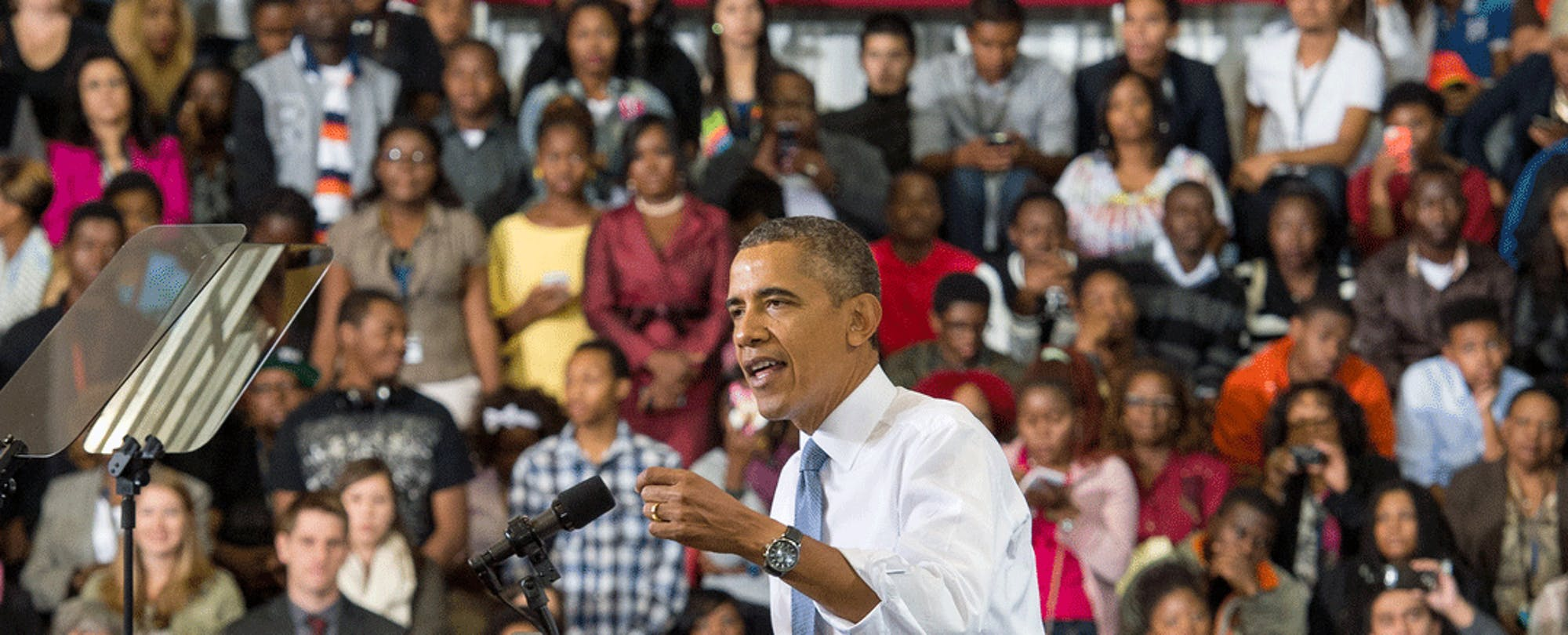 ​Obama Spells Out Plan for Free Community College for All
