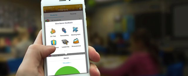 ClassDojo Releases New App to Streamline Teacher-Parent-Student Communication