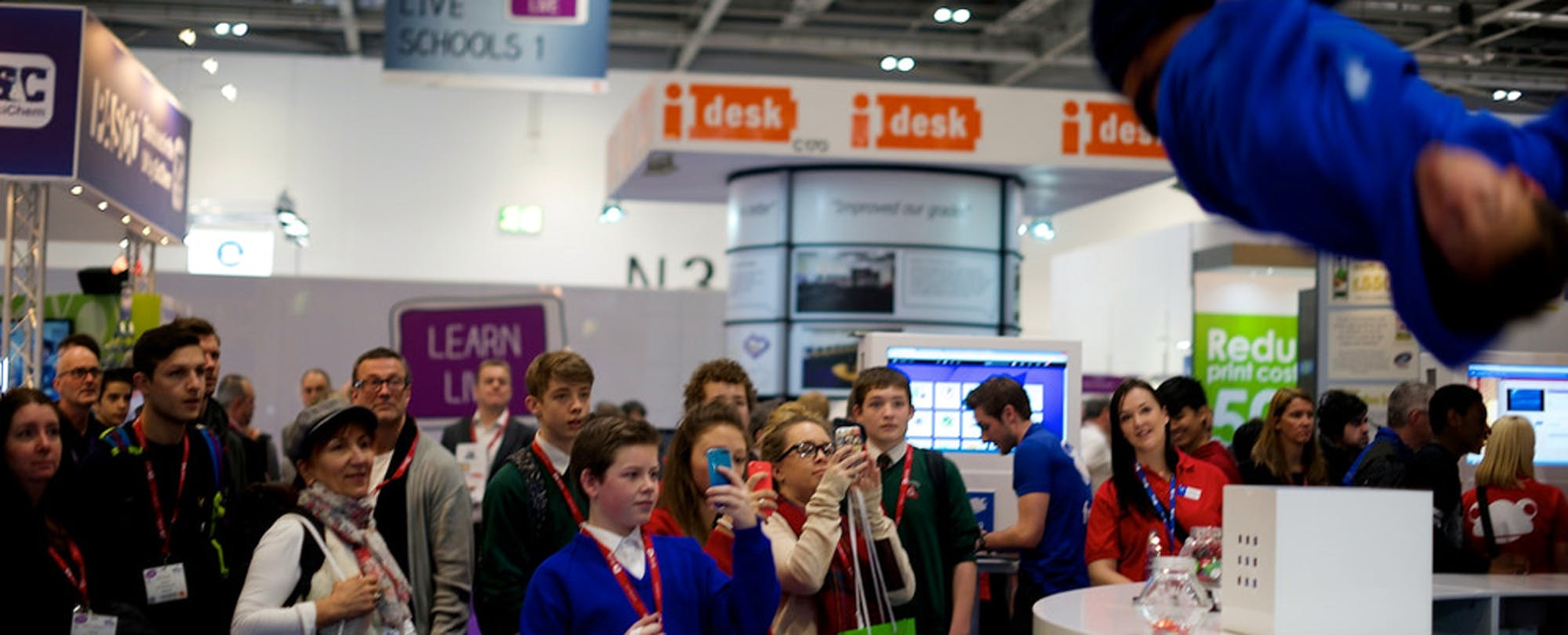 A Brit's Roundup of Europe's Biggest Education Show: BETT 2015