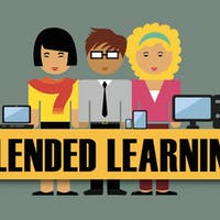 Hold that Elevator! A Message on Pitching Your Plan for Blended Learning