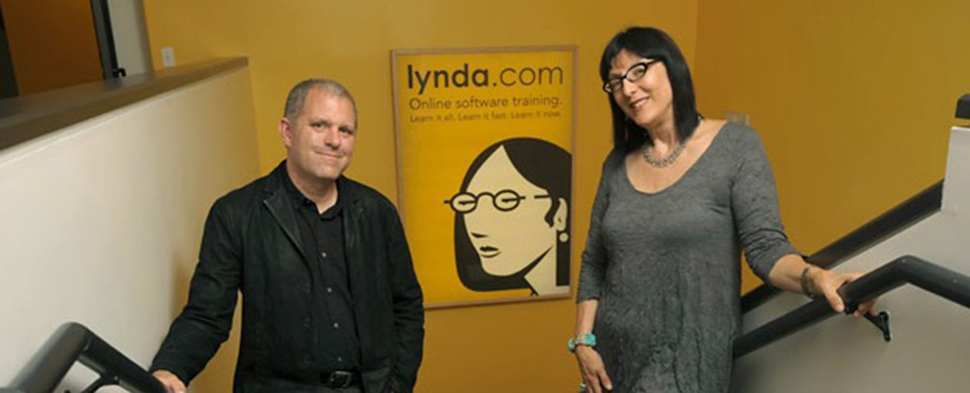 Lynda.com Gets Seriously LinkedIn