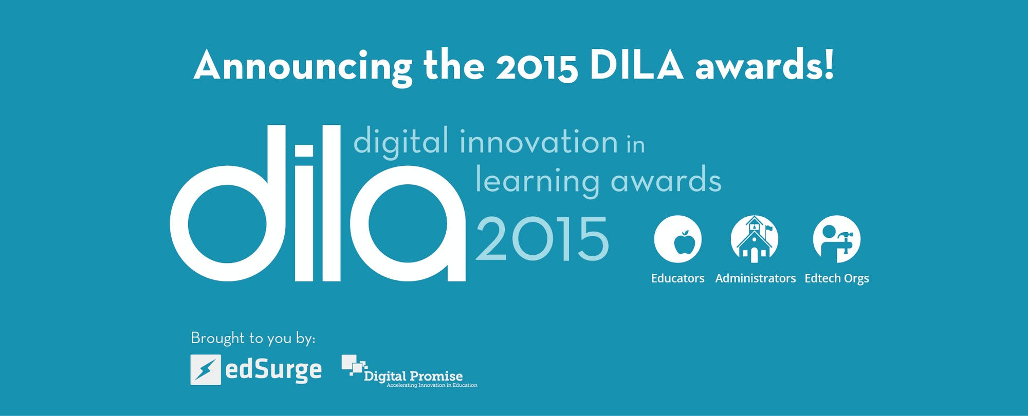 Announcing the Second Annual Digital Innovation in Learning Awards
