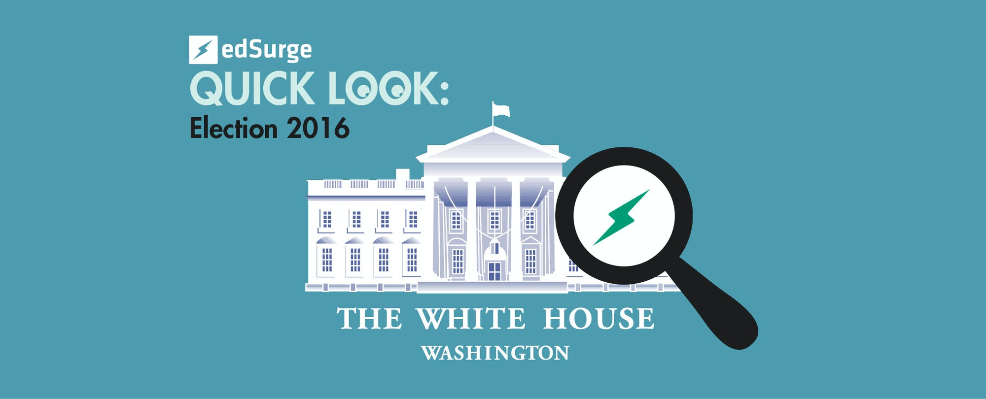 EdSurge Politics: 2016 Presidential Election Resources