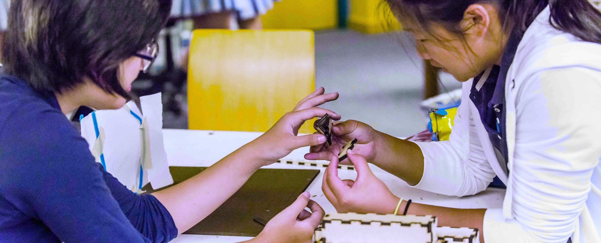 The Importance of Maker Education for Girls