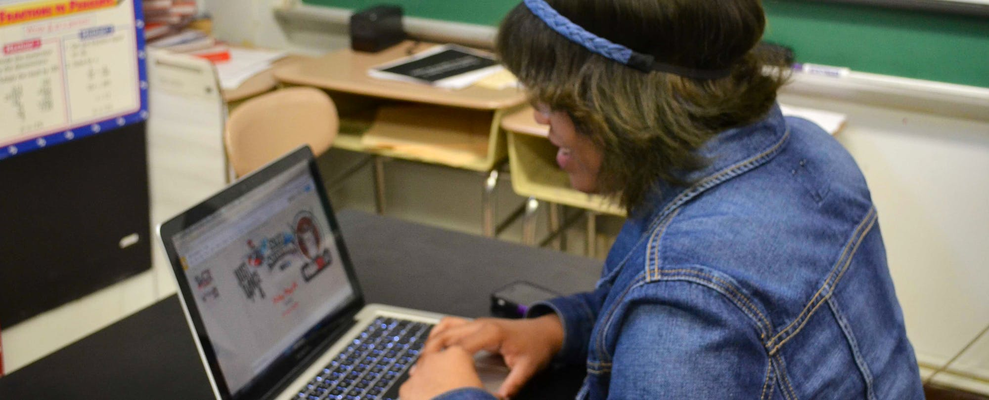 How Students Take Charge of Tech at the Bronx's Dreamyard Prep