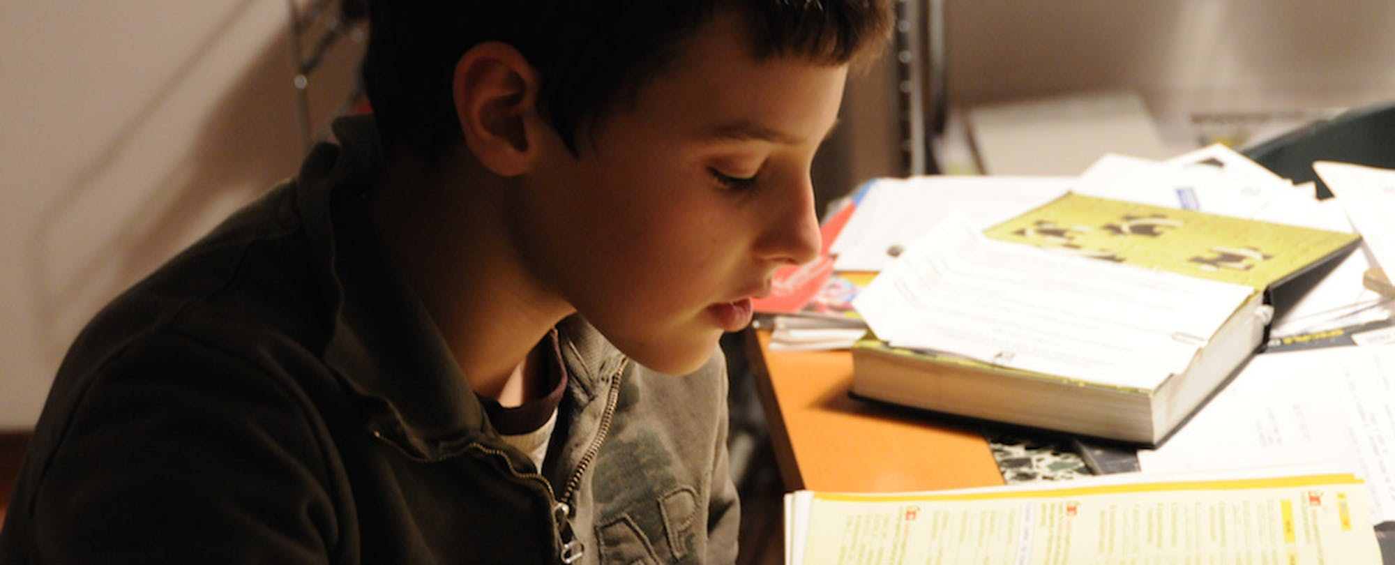 Because You Asked: Three Simple Ways of Inspiring Kids to Finish Their Homework