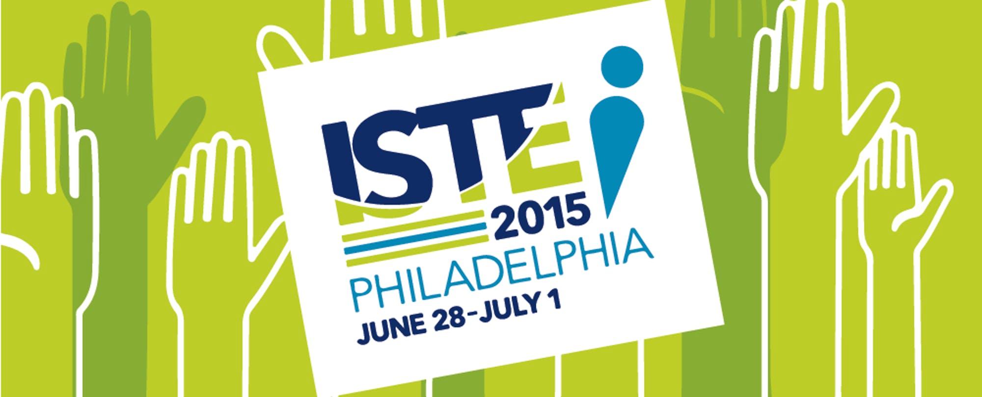 Navigating ISTE 2015: A Cheatsheet for Beginners