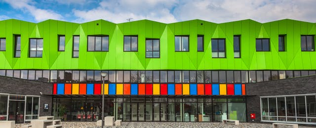 The Past, Present and Future of School Design