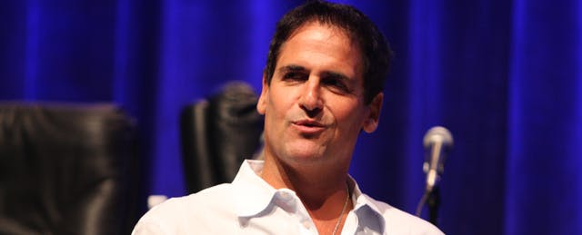 5 Questions With Mark Cuban on Higher Education and His Newest Edtech Investment