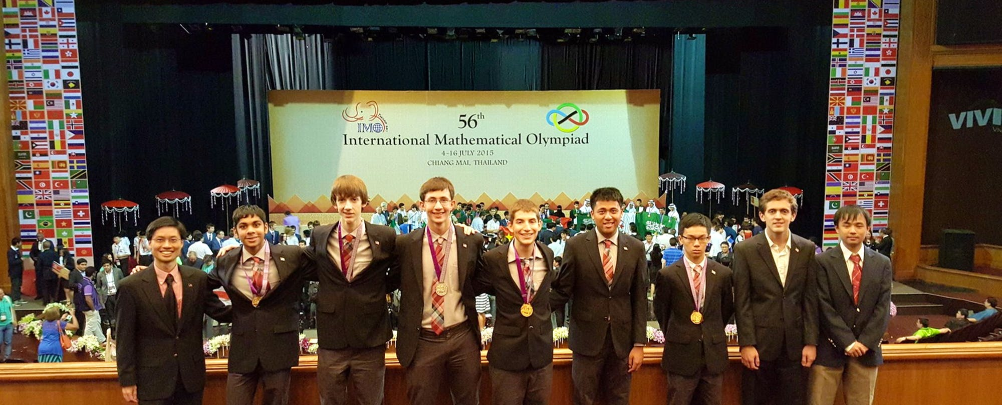 US Students Ace International Math Olympiad