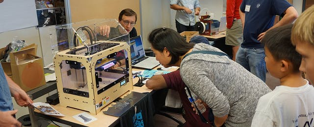 How to Lead Professional Development for Makerspace and STEM Educators