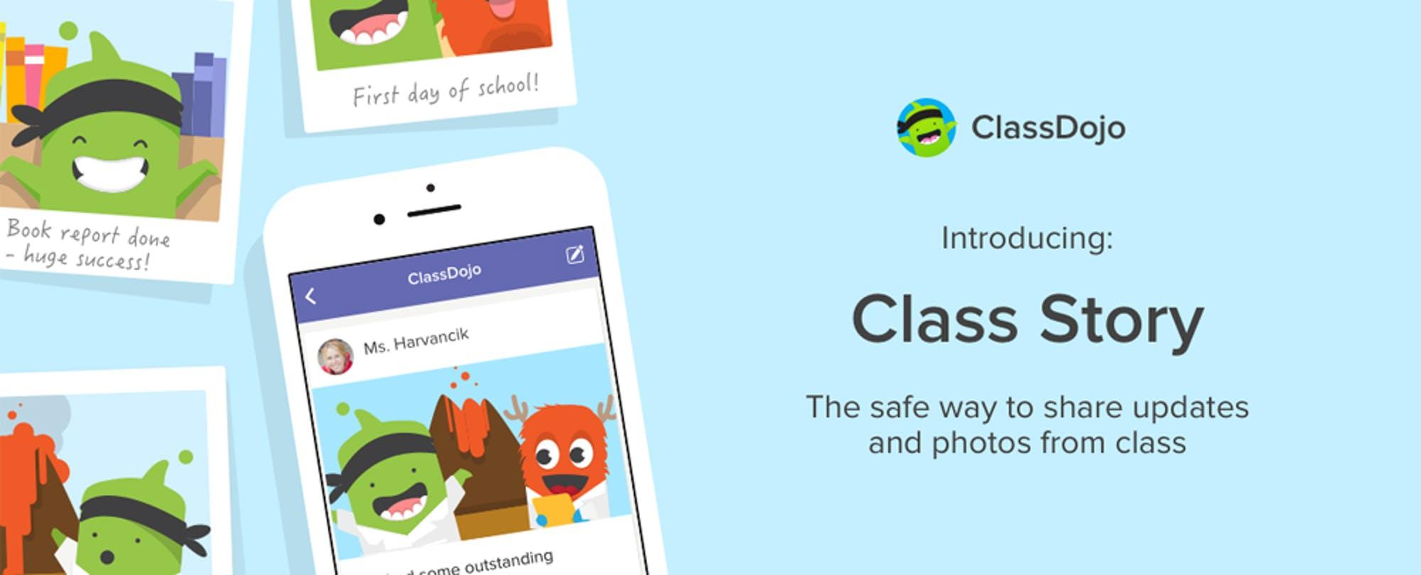 ClassDojo's Summer Updates Include 'Instagram for the Classroom'