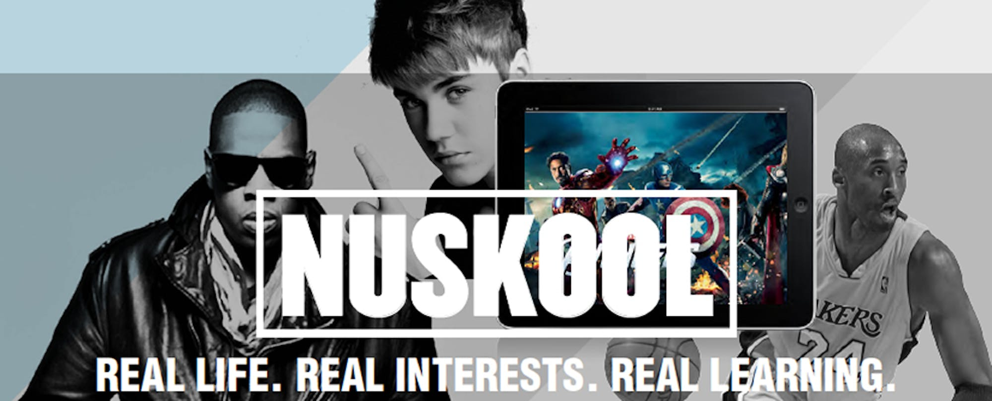 NuSkool's Abran Maldonado 'Drops the Mic' on Learning From Pop Culture
