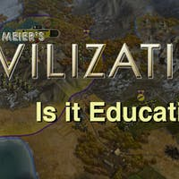 Sid Meier's Civilization: Is It Educational?