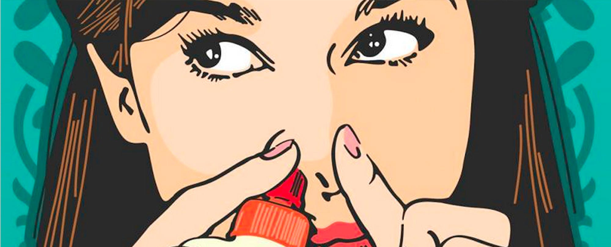 Advice for Your New School Year: Don't Sniff the Glue!