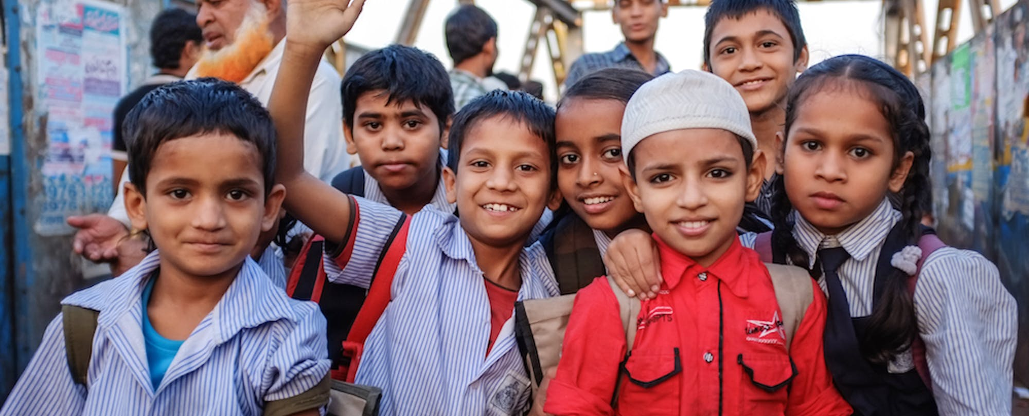 In India's Slums, Blended Learning Finds Unexpected Evangelists