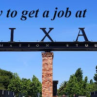 How to Get a Job at Pixar