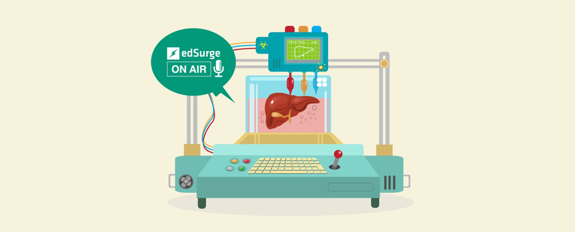 Bioprinting Enters the Classroom Makerspace
