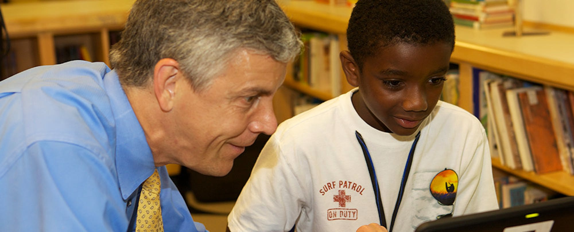 Timeline: Notable Moments Along Arne Duncan's Education Journey