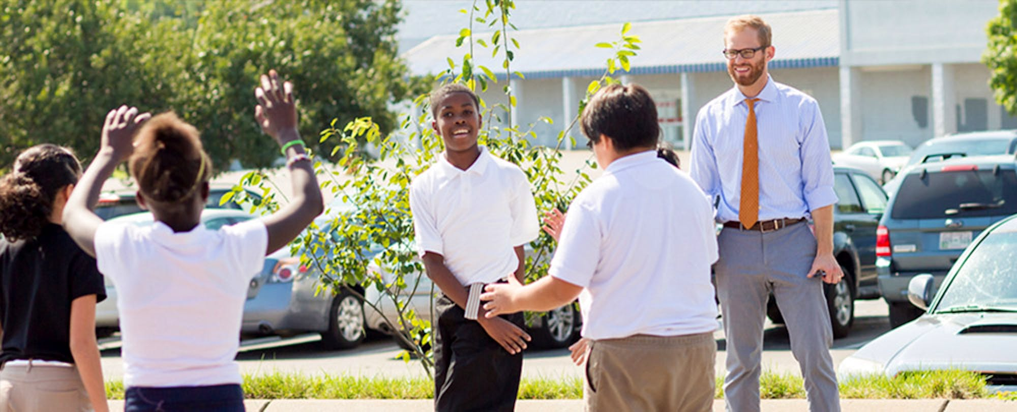 Valor Collegiate Academy: Where Student Well-Being Fuels Academic Achievement