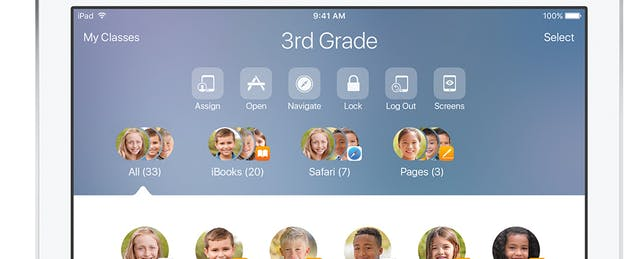 New Apple iOS Updates Improve Device Management for Schools