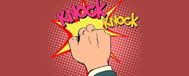 Knock Knock! How Your Sales Team Can Crack Districts' Doors