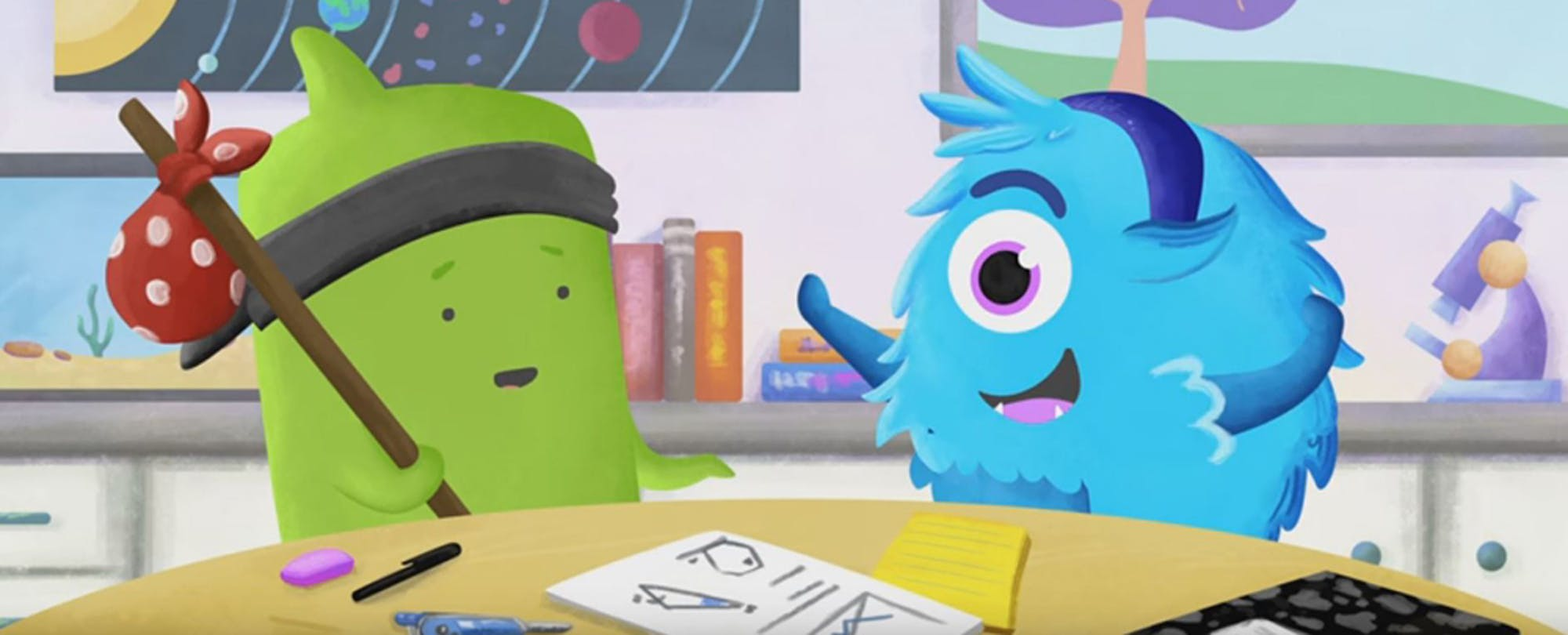 ClassDojo's Critters Want to Teach You About Growth Mindsets