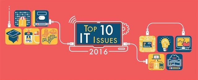 What Are the Top 10 Higher Ed Tech Issues of 2016?