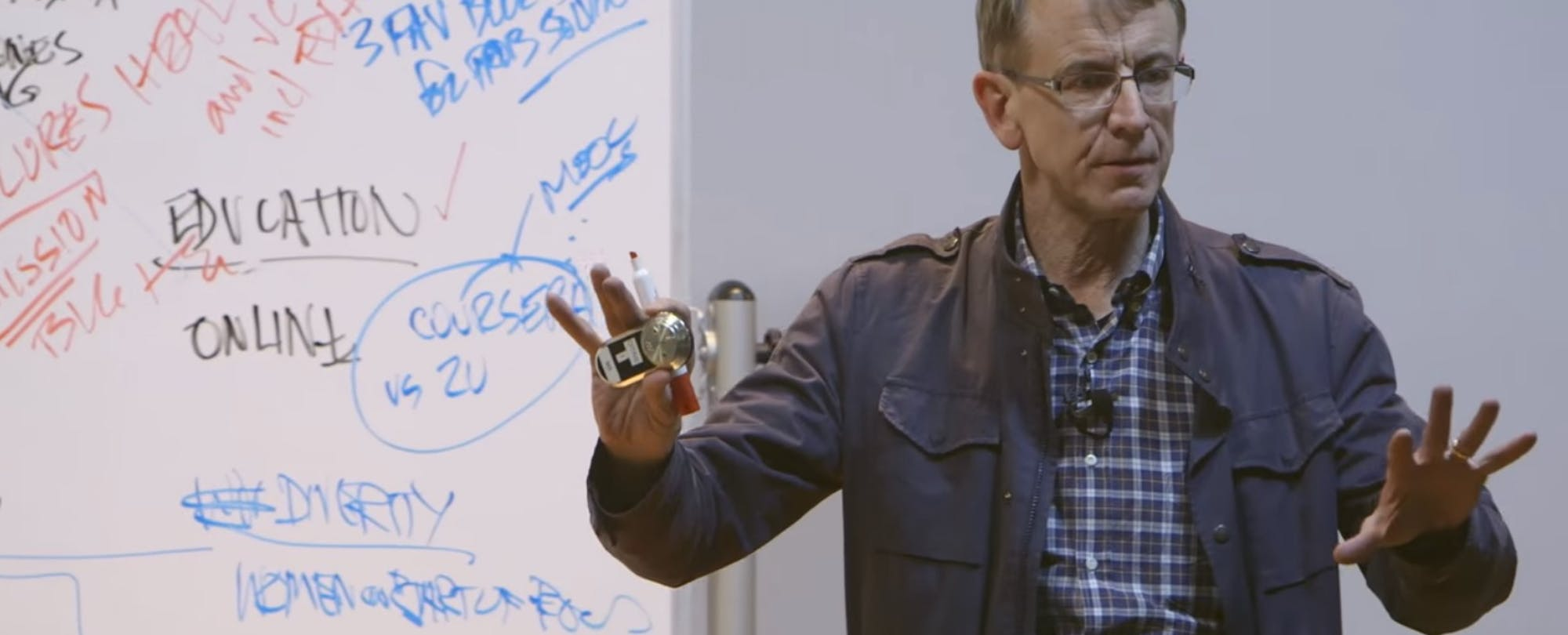 John Doerr's Passions and Cautions