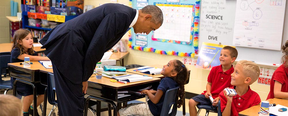 The White House and Michelle Obama Release $250M 'Open eBooks' App for Title I and Special Education Teachers