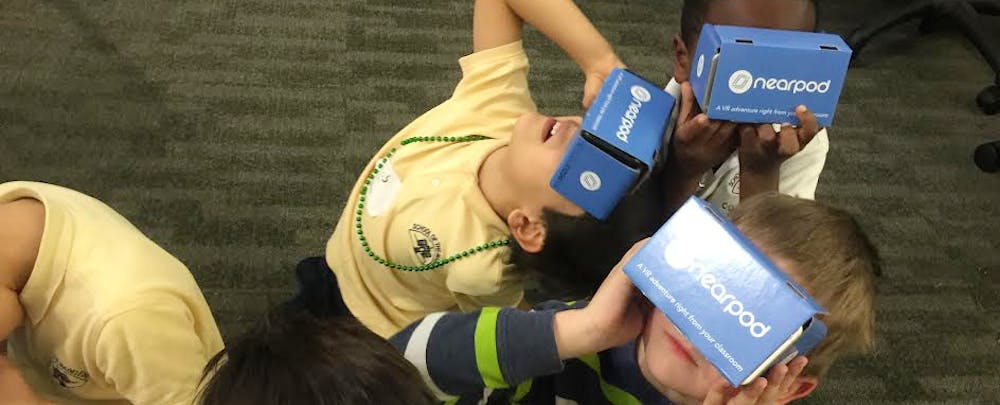 What Is Virtual Reality's Role in Education? An Interview with Nearpod Cofounder Felipe Sommer