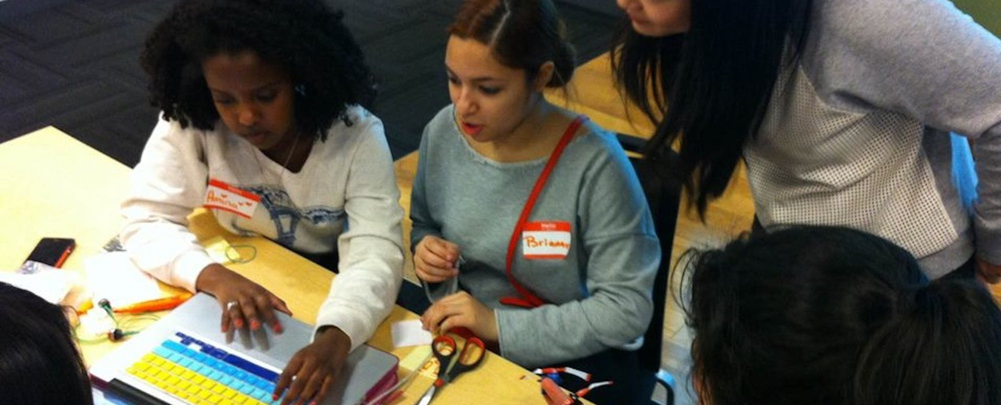 How This Homegrown Computer Science School Equips NYC Students With Real-World Skills