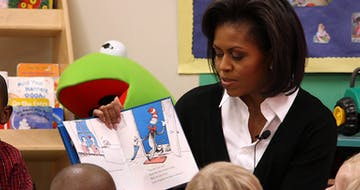 Five More Facts About the White House and Michelle Obama's  Free 'Open eBooks' App