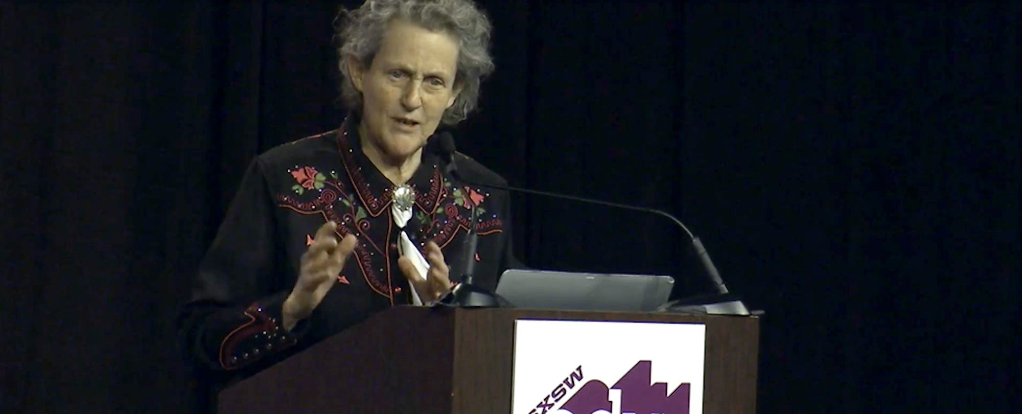 SXSWedu's Opening Keynote, Temple Grandin, Revisits 'Learning Styles'