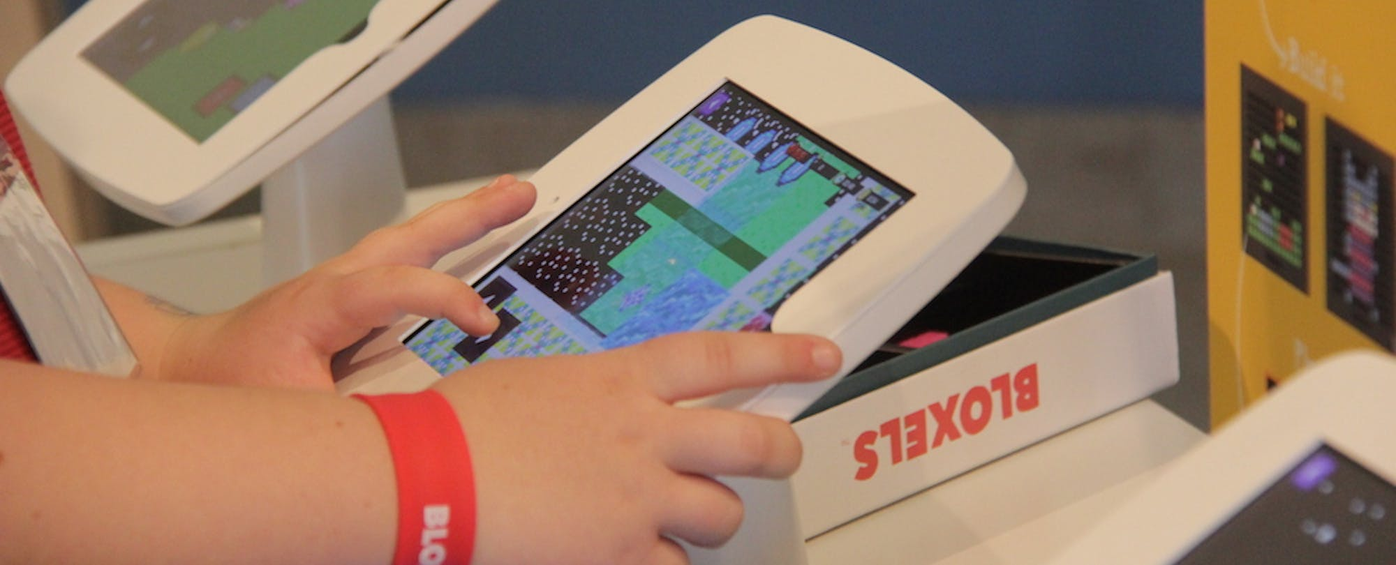 Children's Creativity Museum and Pixel Press Host First Kids as Video Game Makers Awards