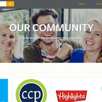 Houghton Mifflin Harcourt Launches New Marketplace for Companies and Teachers