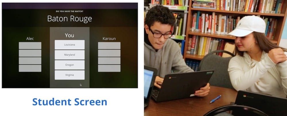 Quizlet's First Product for the Classroom Is Live