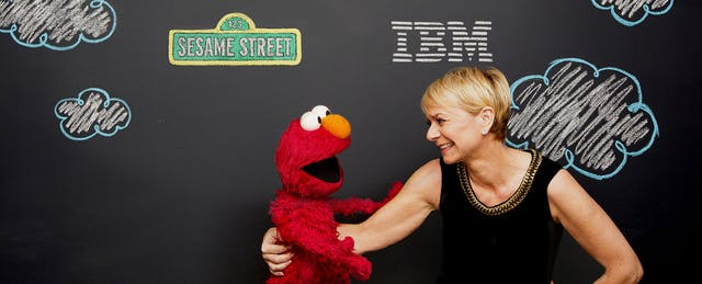 To Tackle Early Childhood Education, Sesame Street Finds a Smart Friend: IBM Watson