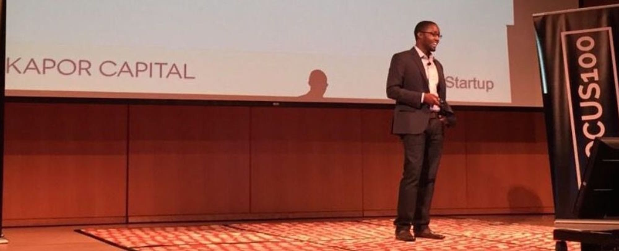 Interview with Brian Dixon of Kapor Capital: A Fund With Diversity in Its DNA