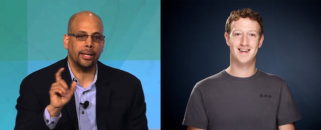 Zuckerberg, Chan Pick Jim Shelton to Run Education Program