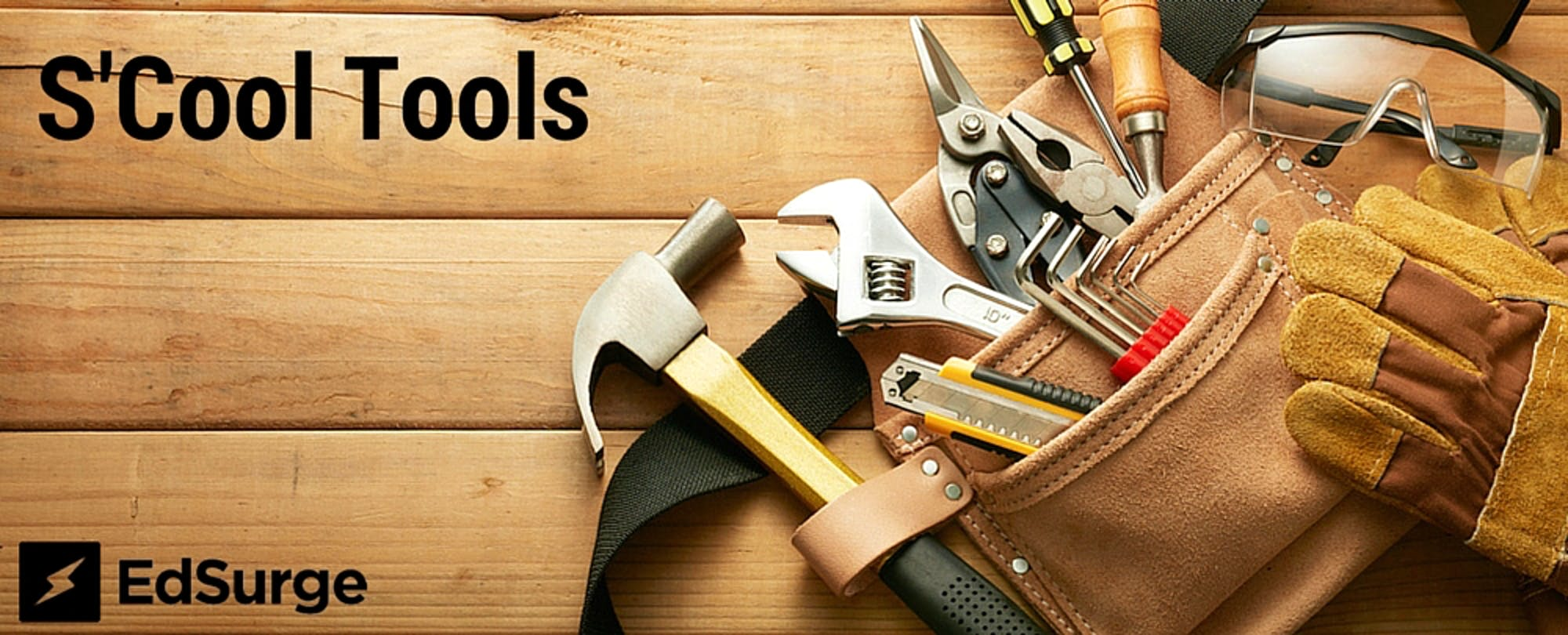 S'Cool Tools Reviewed by Educators: Formative, PicCollage, Strict Workflow