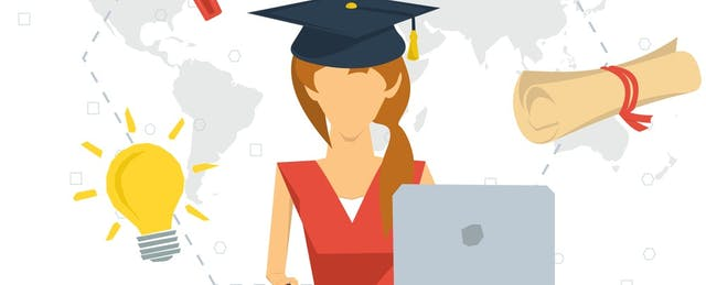 How to Set up Students to Succeed in Online Learning