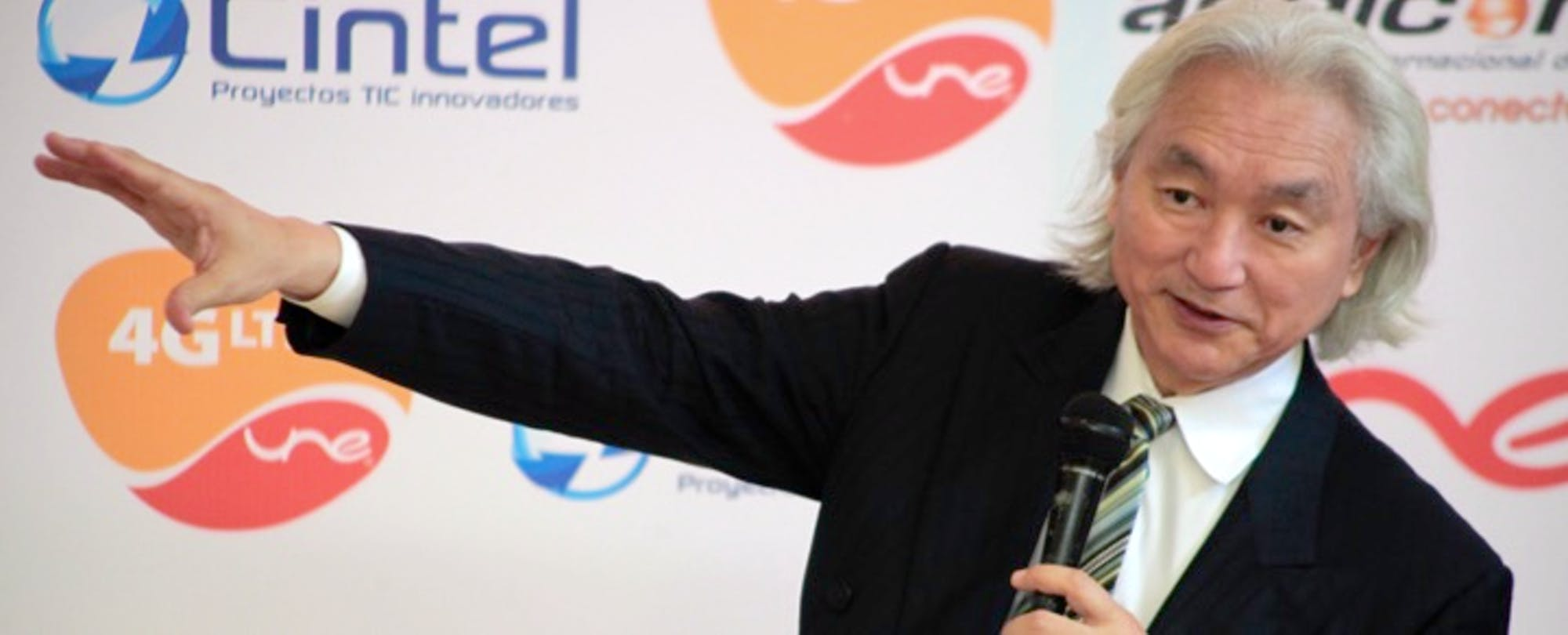 """""""The Internet Will Be Everywhere and Nowhere""""—Dr. Michio Kaku's ISTE 2016 Keynote"""
