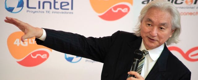 """The Internet Will Be Everywhere and Nowhere""—Dr. Michio Kaku's ISTE 2016 Keynote"