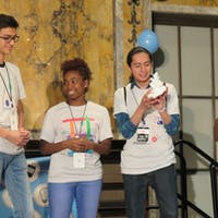 At Emoti-Con 2016, NYC Youth Present Innovative Ideas For the World—Including a Wheelchair Wallet
