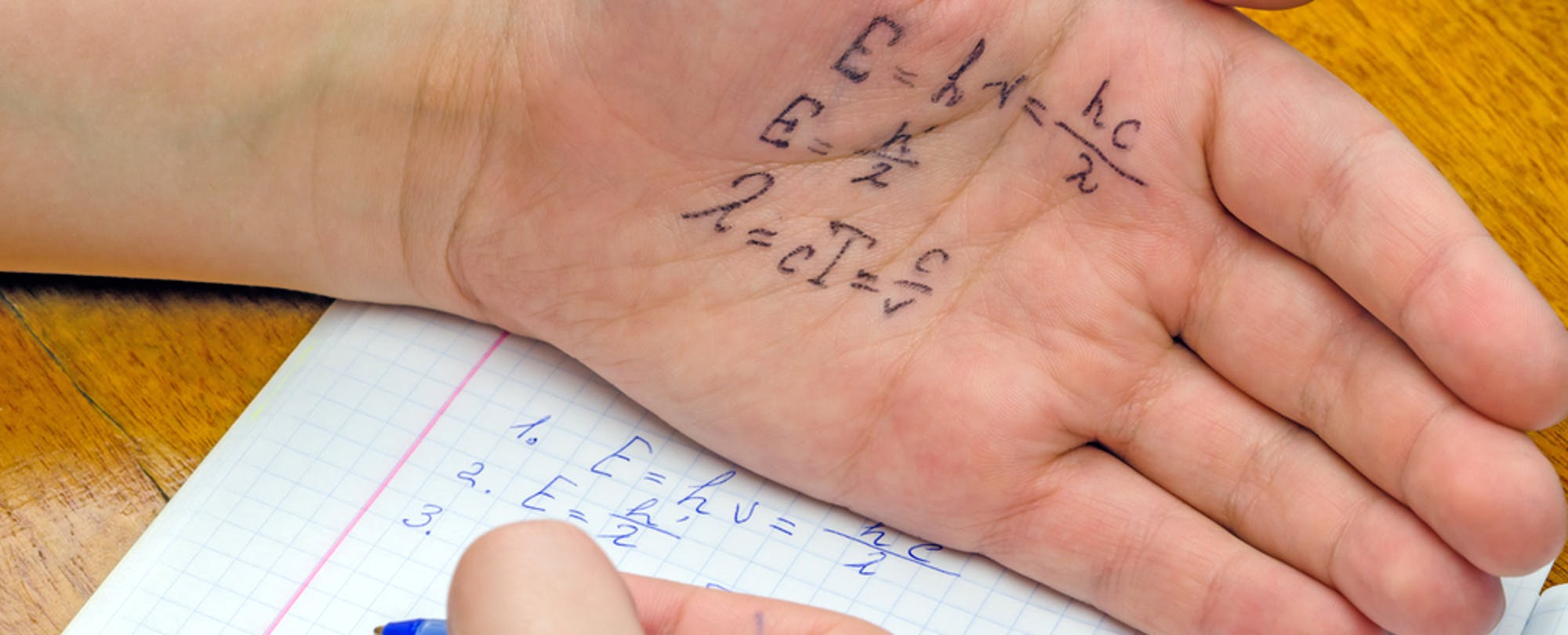 How to Make Learning Easier than Cheating