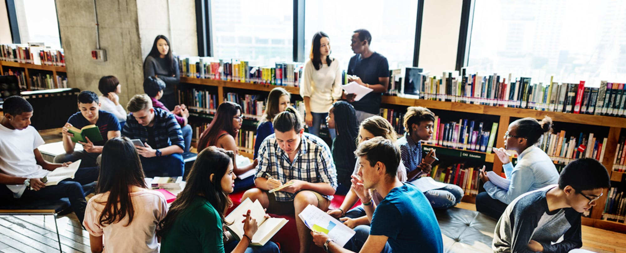 I Love Community Colleges (and Tech Should Too)