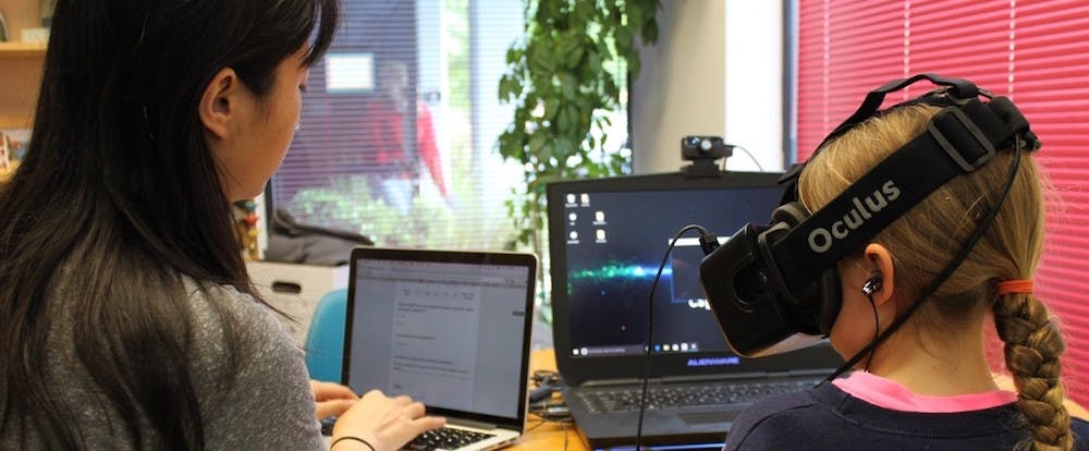 Stanford Experiments with Virtual Reality, Social-Emotional Learning and Oculus Rift